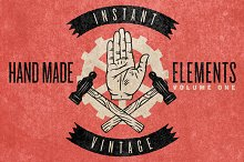HAND MADE ELEMENTS VOL. 1
