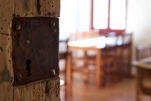 Door Restaurant Photography