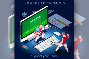 Football Epic Moments