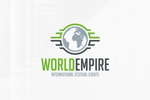 World Empire Logo Template