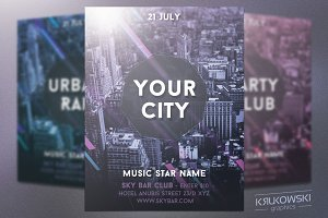 Your City Flyer Template
