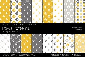 Paws Digital Papers