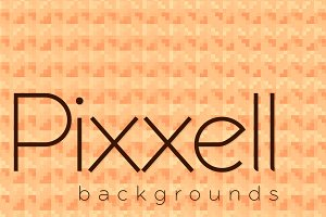 10 Pixxell Background Textures #2