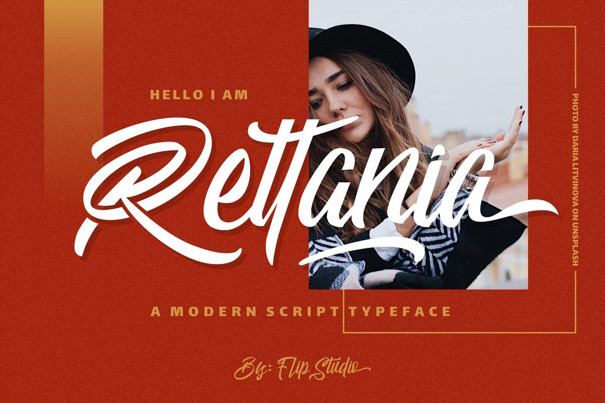 Rettania Script
