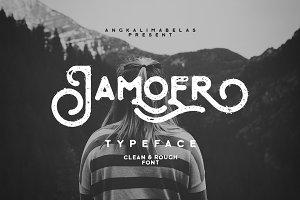 Jamoer Typeface