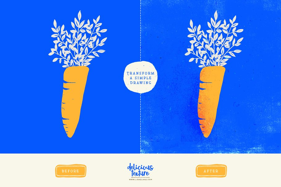 Delicious Texture Procreate Brushes in Add-Ons - product preview 8