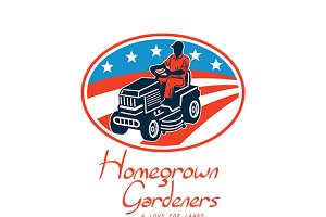 Homegrown Gardeners Logo
