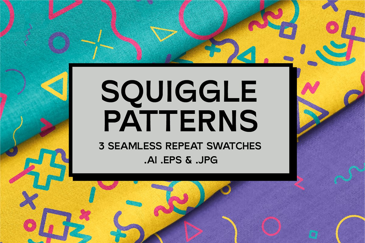 Squiggle Patterns