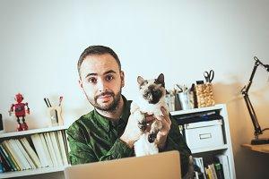 Office pet