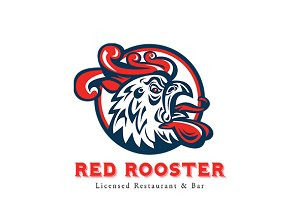 Rooster Restaurant And Bar Logo