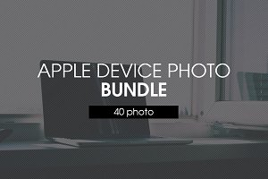 Apple device photo  bundle