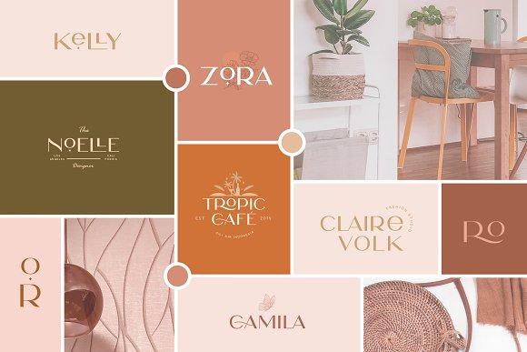 Rosie Sans - Gorgeous Typeface in Sans-Serif Fonts - product preview 8
