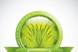 Aloe Vera emblem