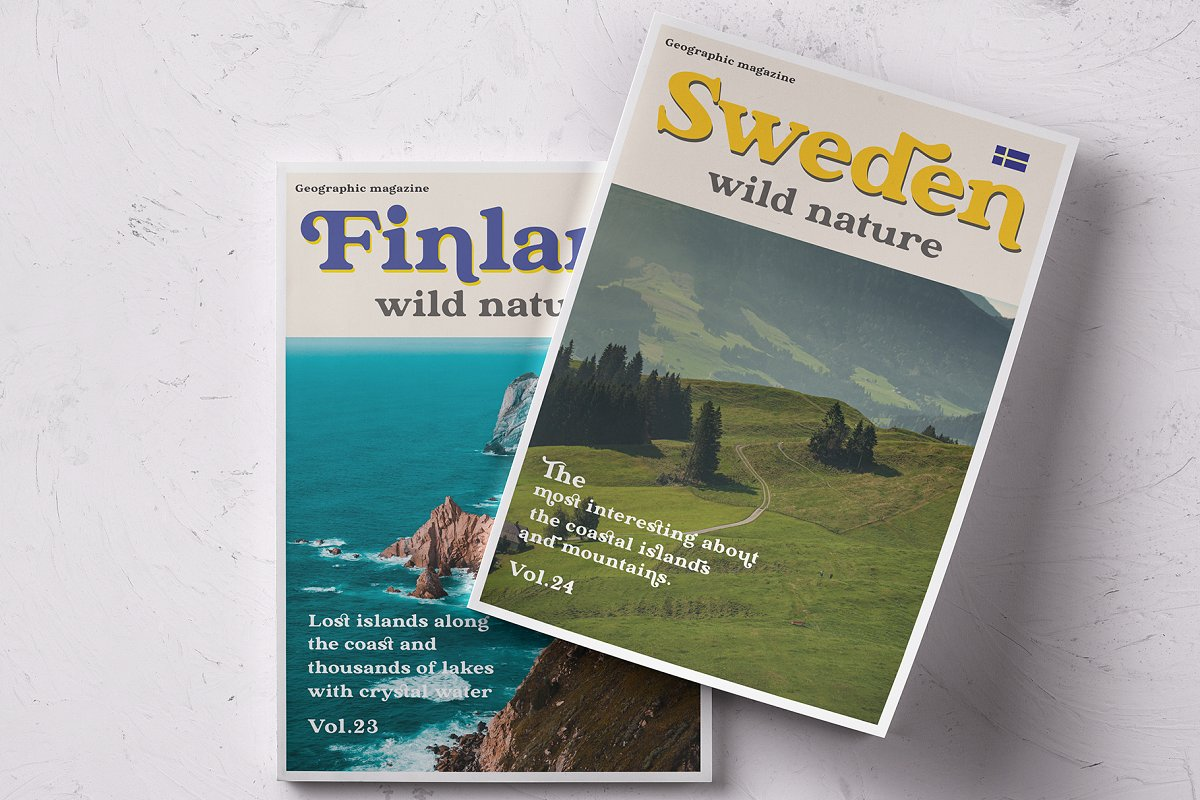 The Buchen in Serif Fonts - product preview 5