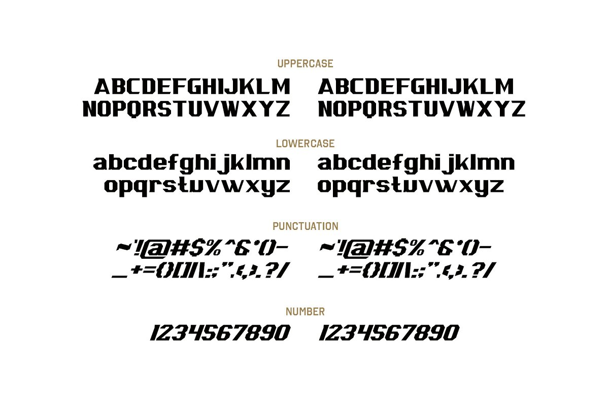 LLA MADNESS Sports Display Font in Display Fonts - product preview 3