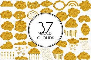 Gold Clouds