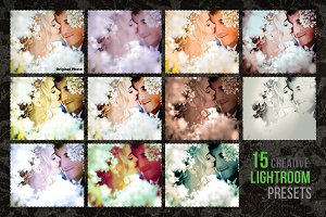 15 Wedding Presets for Lightroom