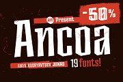 Ancoa -50%