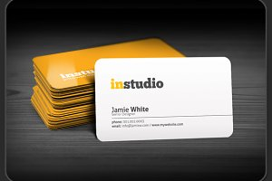 instudio card