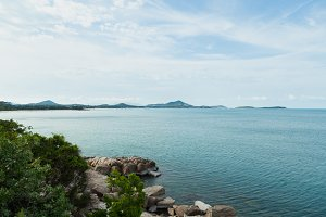 Coast of Koh Samui