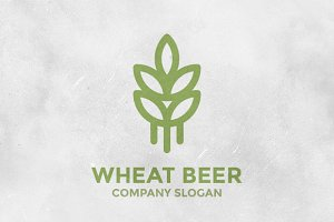 Wheat Beer Logo