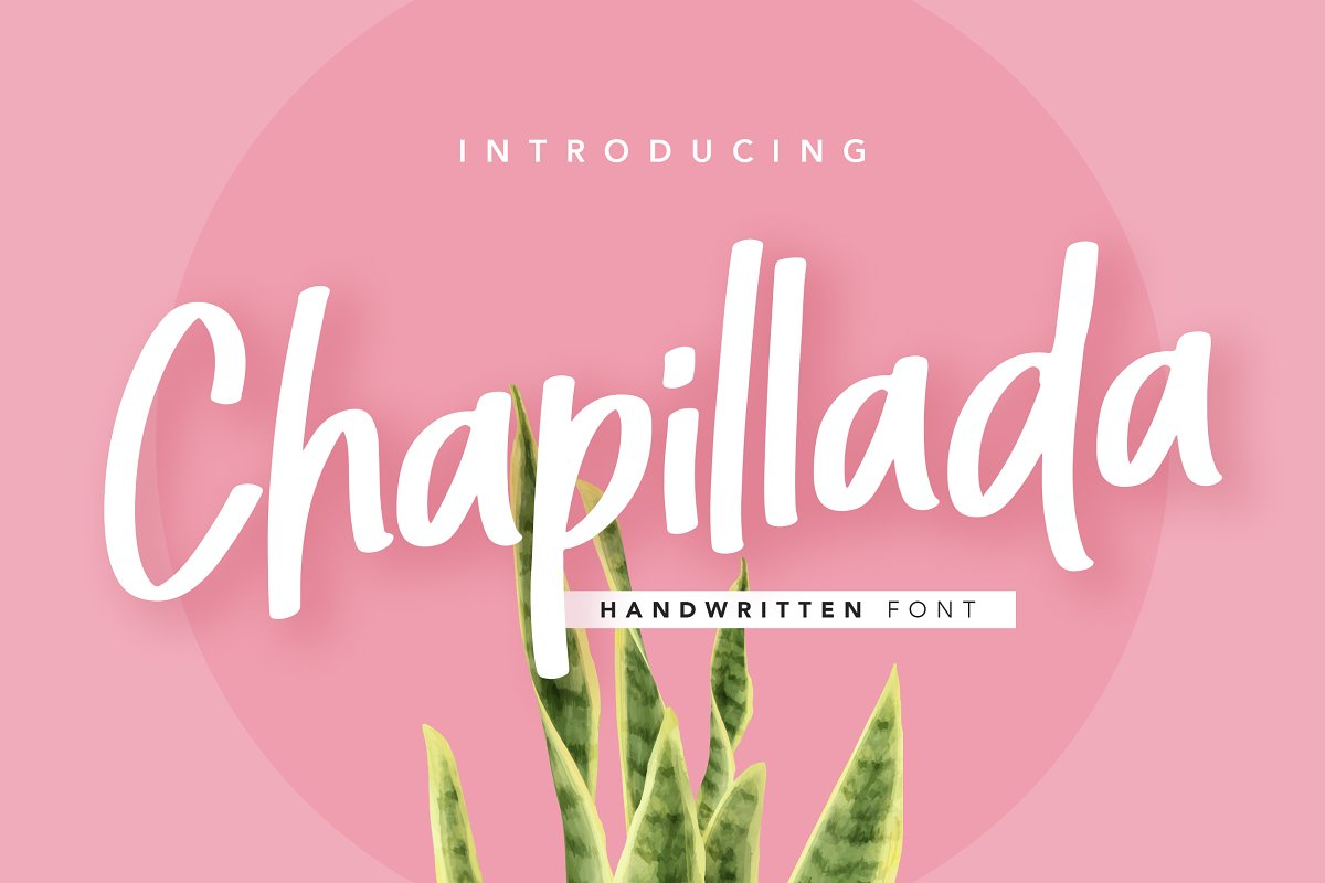 Chapillada Font