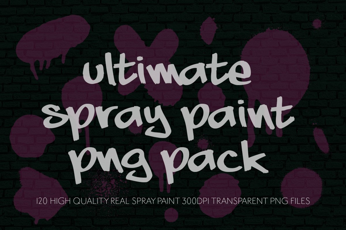 Ultimate Spray Paint Bundle