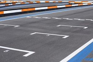 karting track circuit