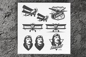 Biplanes, pilots & more