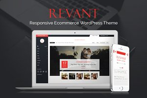 Revant - Magazine WordPress theme