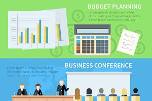 Business Conference and Budget Plan