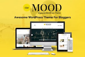 Mood - Magazine WordPress theme