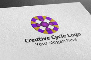 Creative Cycle Logo