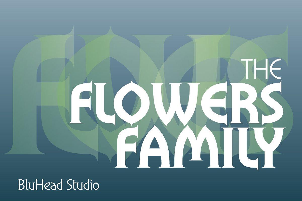 Flowers Family
