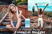 16 Blogger Mobile Lightroom Presets