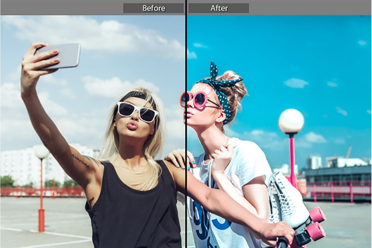 16 Blogger Mobile Lightroom Presets in Add-Ons - product preview 3