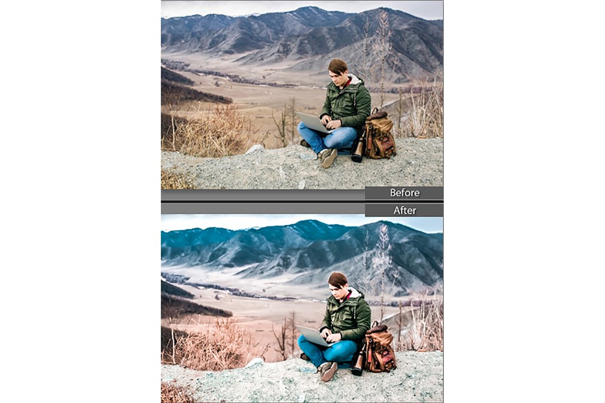 16 Blogger Mobile Lightroom Presets in Add-Ons - product preview 5