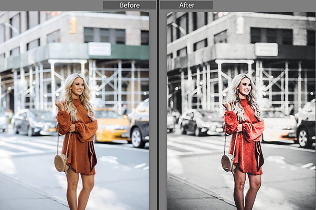 Professional blogger mobil Lightroom in Add-Ons - product preview 1