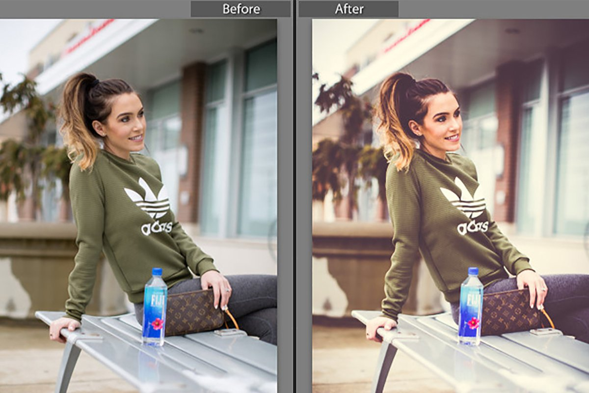 Professional blogger mobil Lightroom in Add-Ons - product preview 4