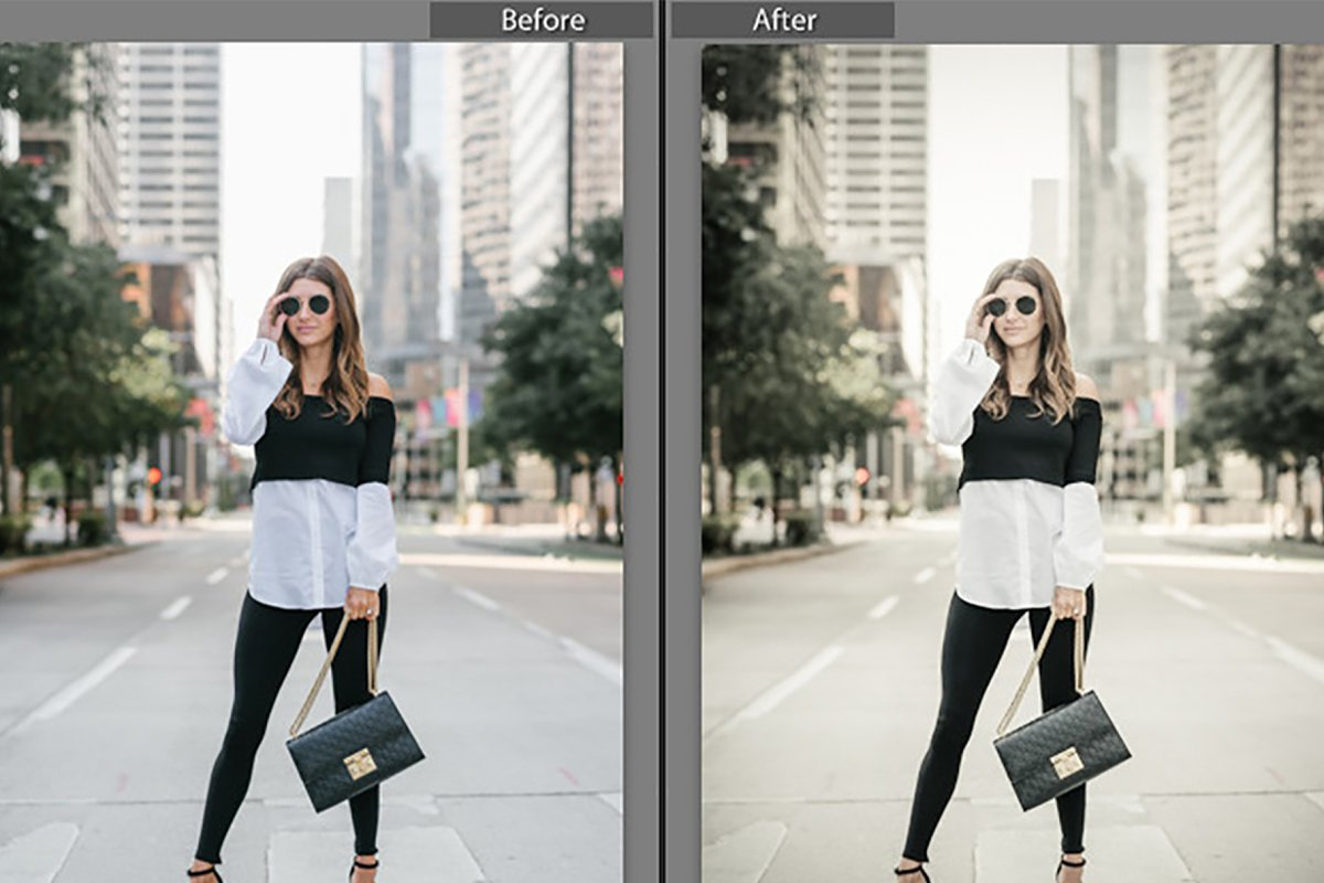 Professional blogger mobil Lightroom in Add-Ons - product preview 5