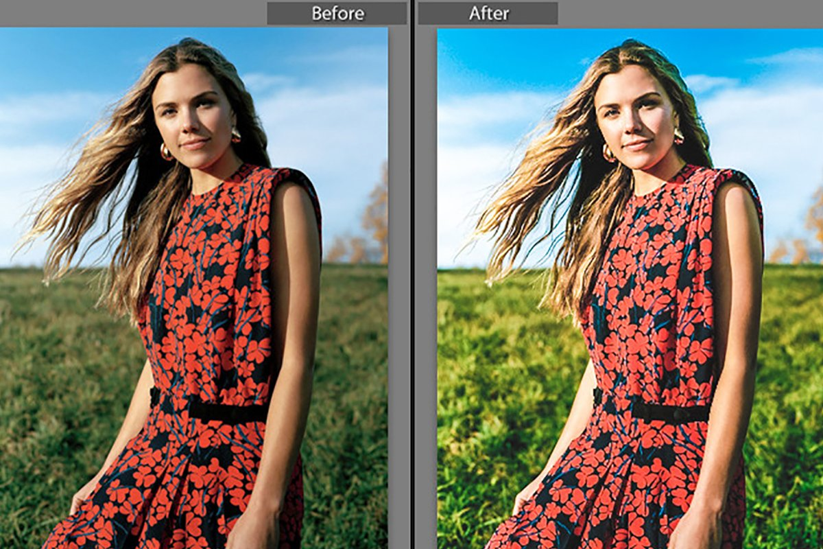 Professional blogger mobil Lightroom in Add-Ons - product preview 7