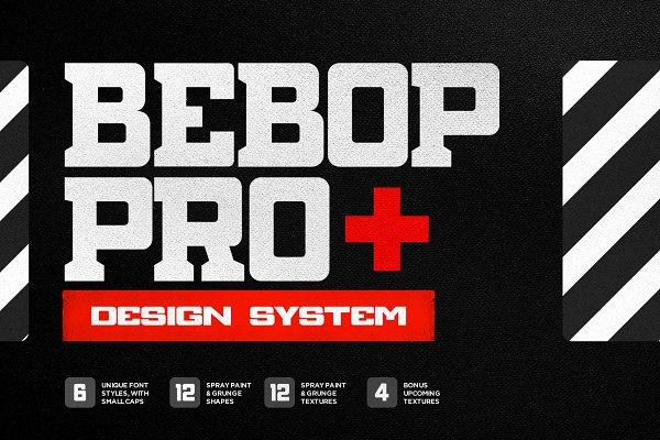 Bebop DS Font & Texture Bundle