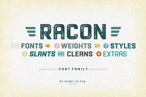 Racon Family-80%off