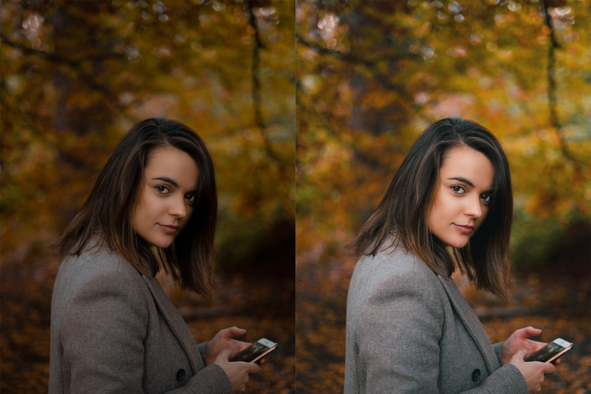 Portrait Photoshop Actions in Add-Ons - product preview 1