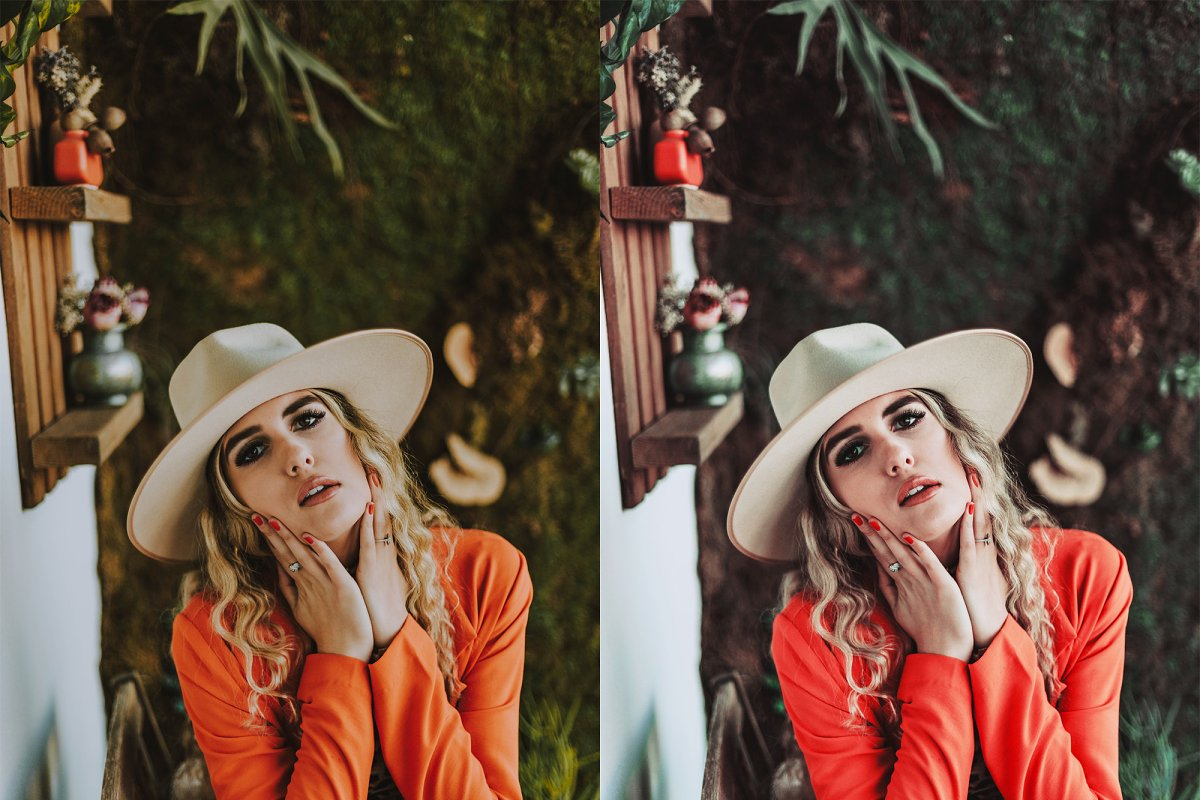 Portrait Photoshop Actions in Add-Ons - product preview 5