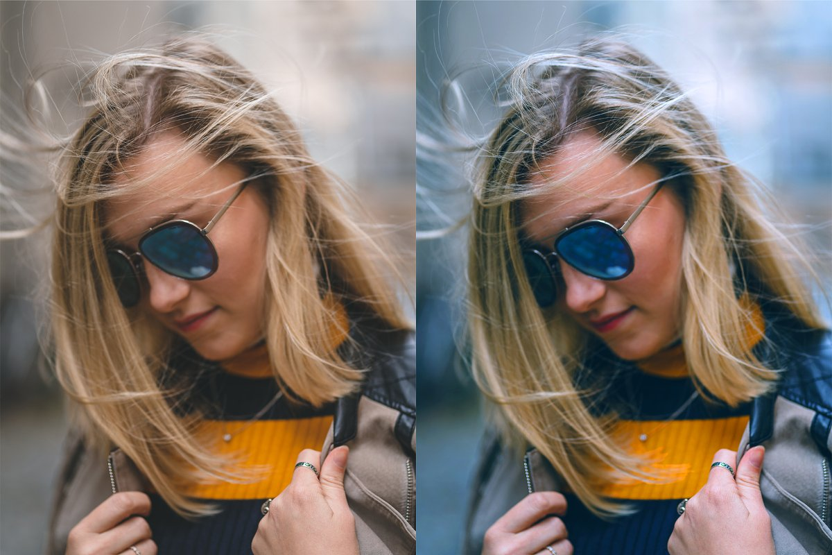 Portrait Photoshop Actions in Add-Ons - product preview 6