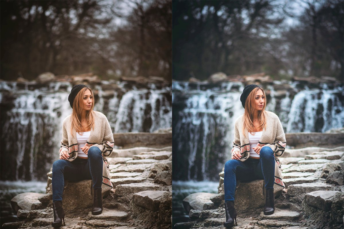 Portrait Photoshop Actions in Add-Ons - product preview 10