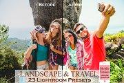 Landscape & Travel MOBILE Lightroom