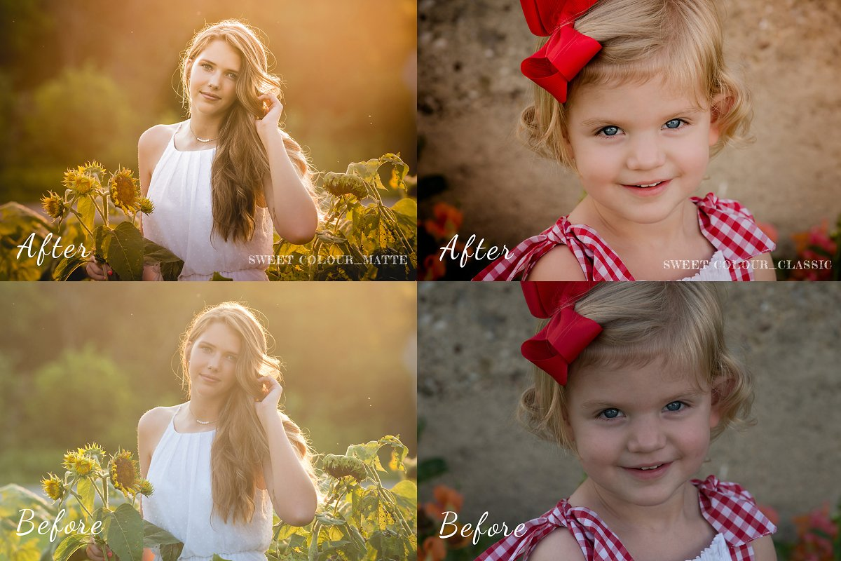 CLEAN Presets for Lightroom + Mobile in Add-Ons - product preview 2