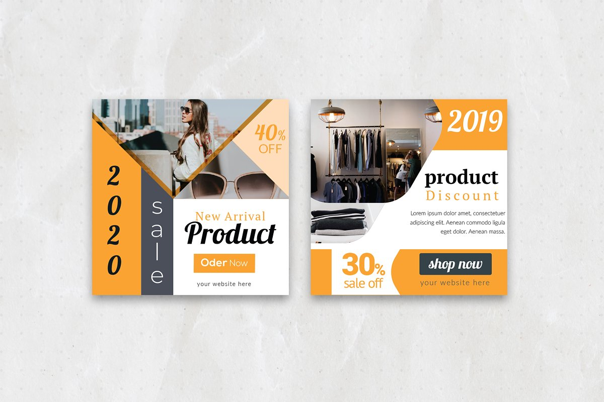 Product Sale Social Media Pack